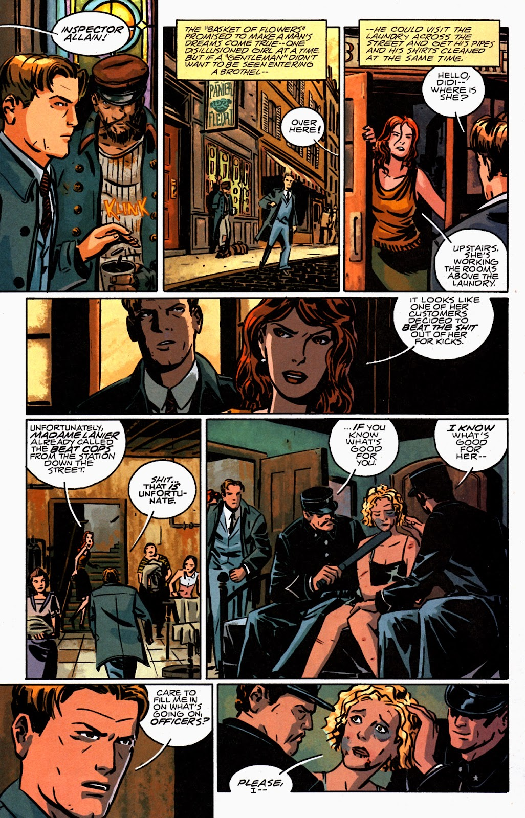 Read online Beware The Creeper (2003) comic -  Issue #1 - 8