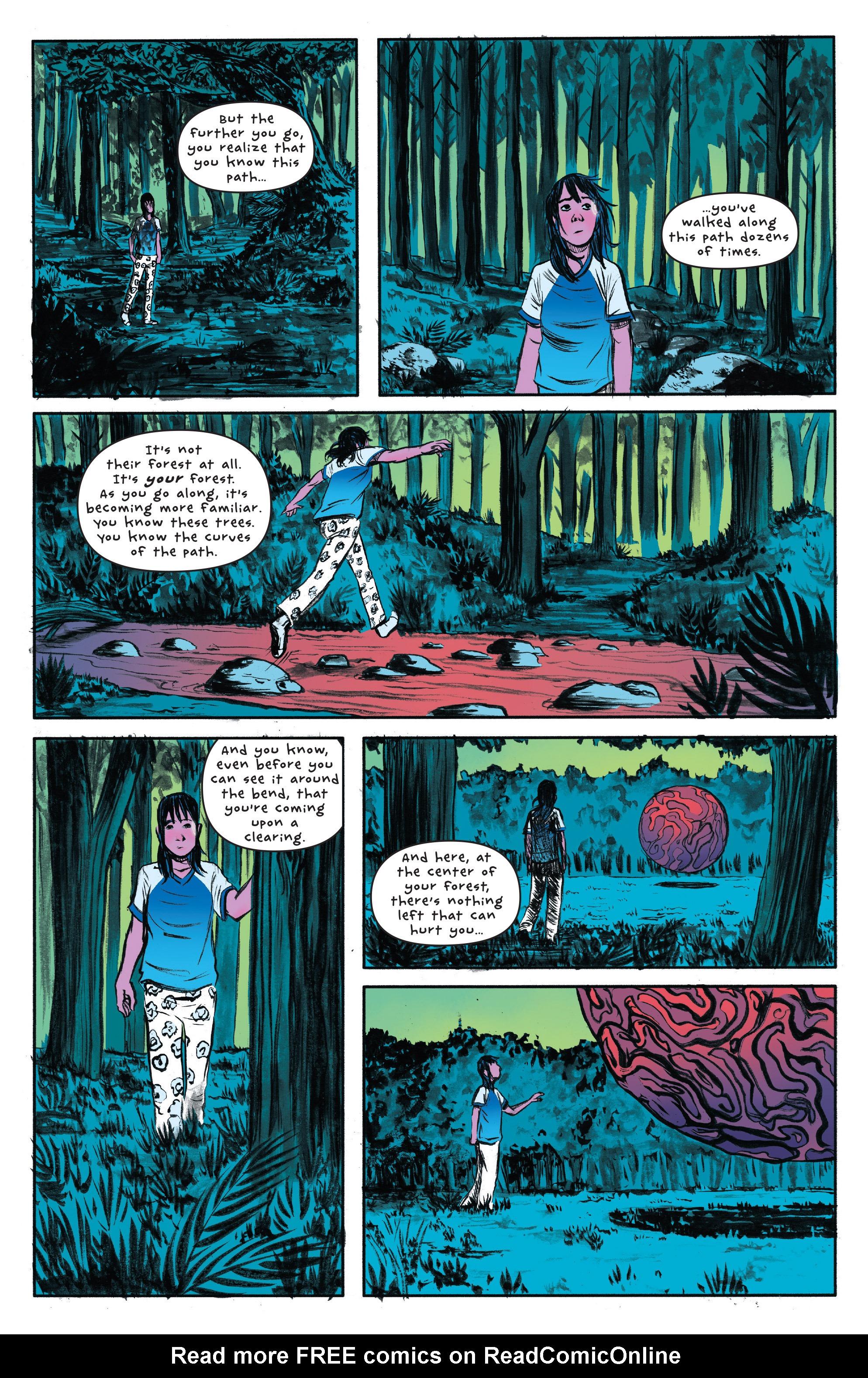Read online UFOlogy comic -  Issue #4 - 7