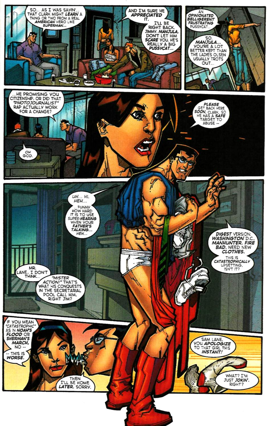 Action Comics (1938) 774 Page 12