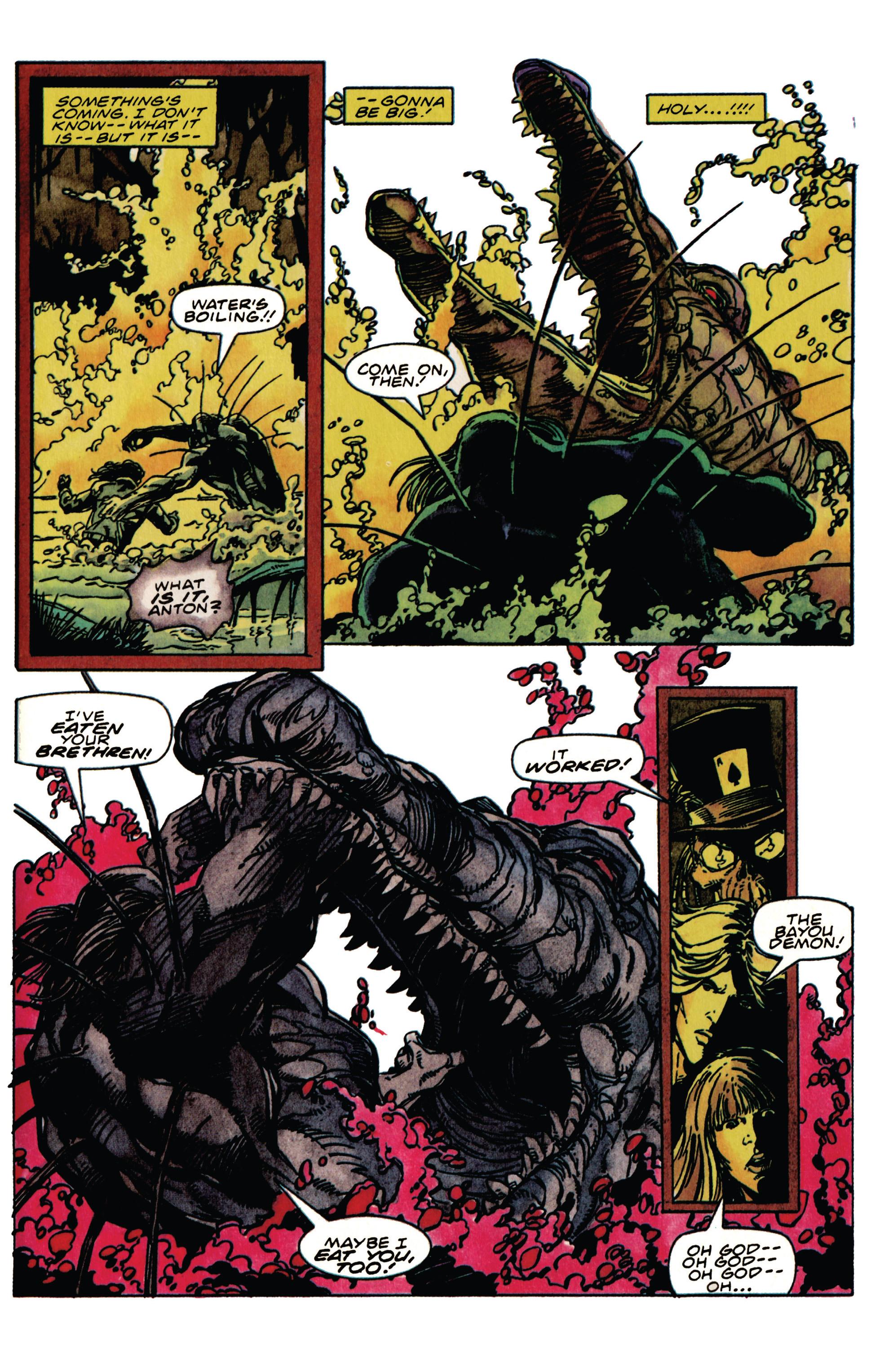 Read online Shadowman (1992) comic -  Issue #33 - 12