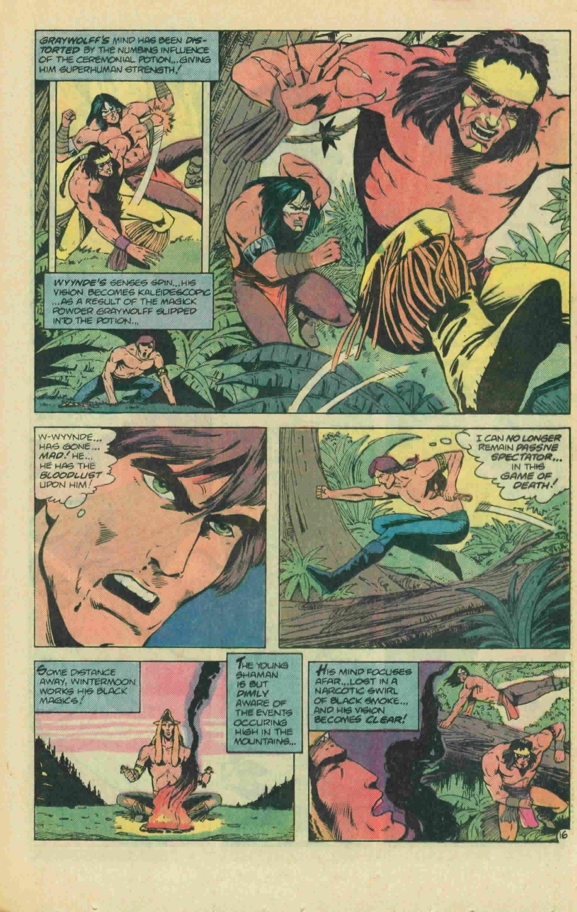 Read online Arion, Lord of Atlantis comic -  Issue #13 - 22