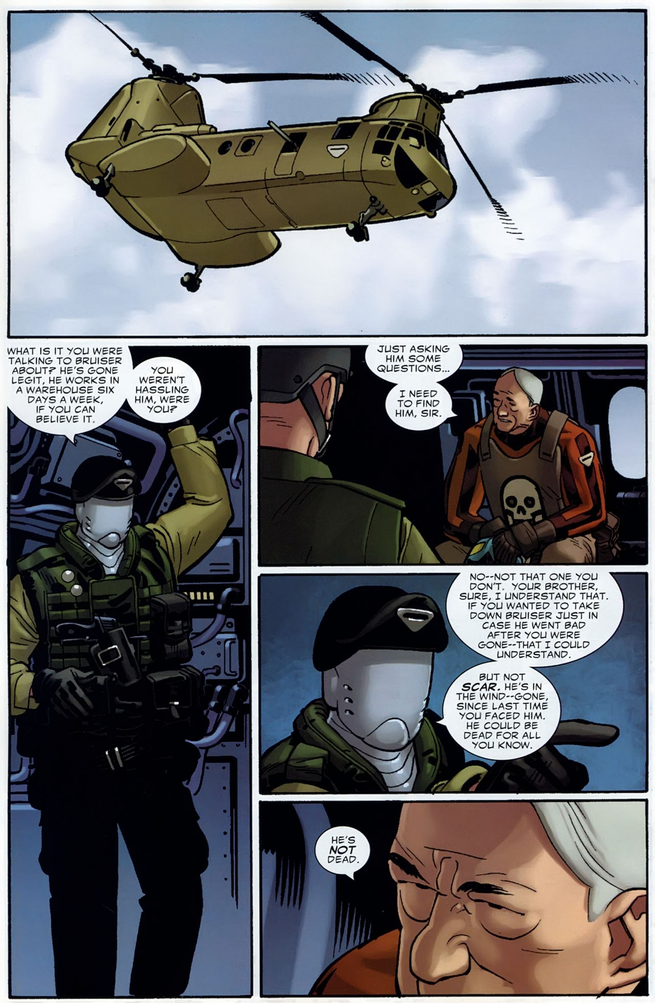 Read online Destroyer comic -  Issue #2 - 5