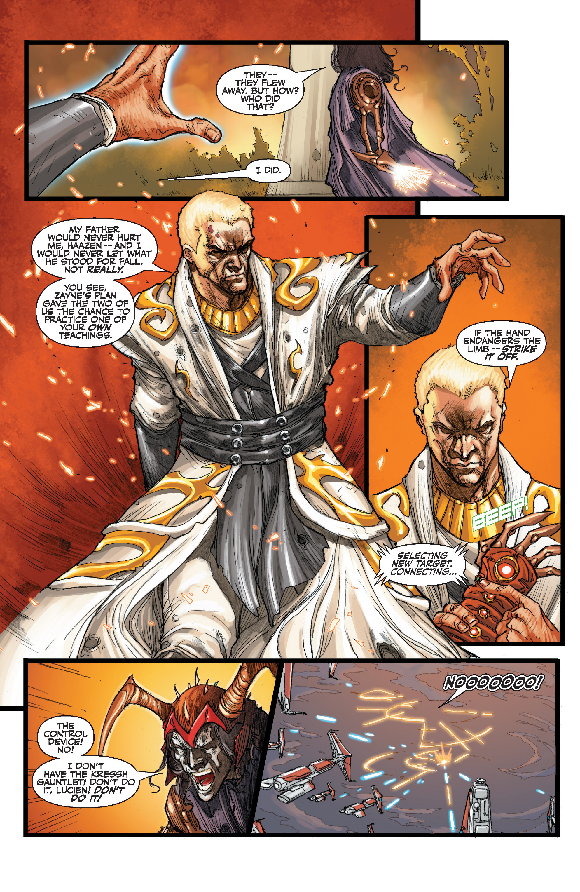Read online Star Wars Omnibus comic -  Issue # Vol. 32 - 385