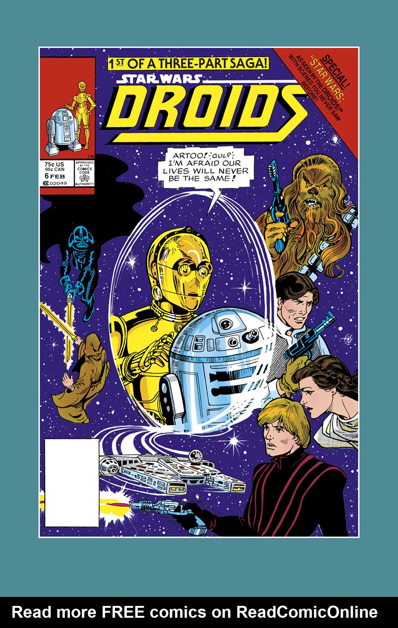 Read online Star Wars Omnibus comic -  Issue # Vol. 23 - 123