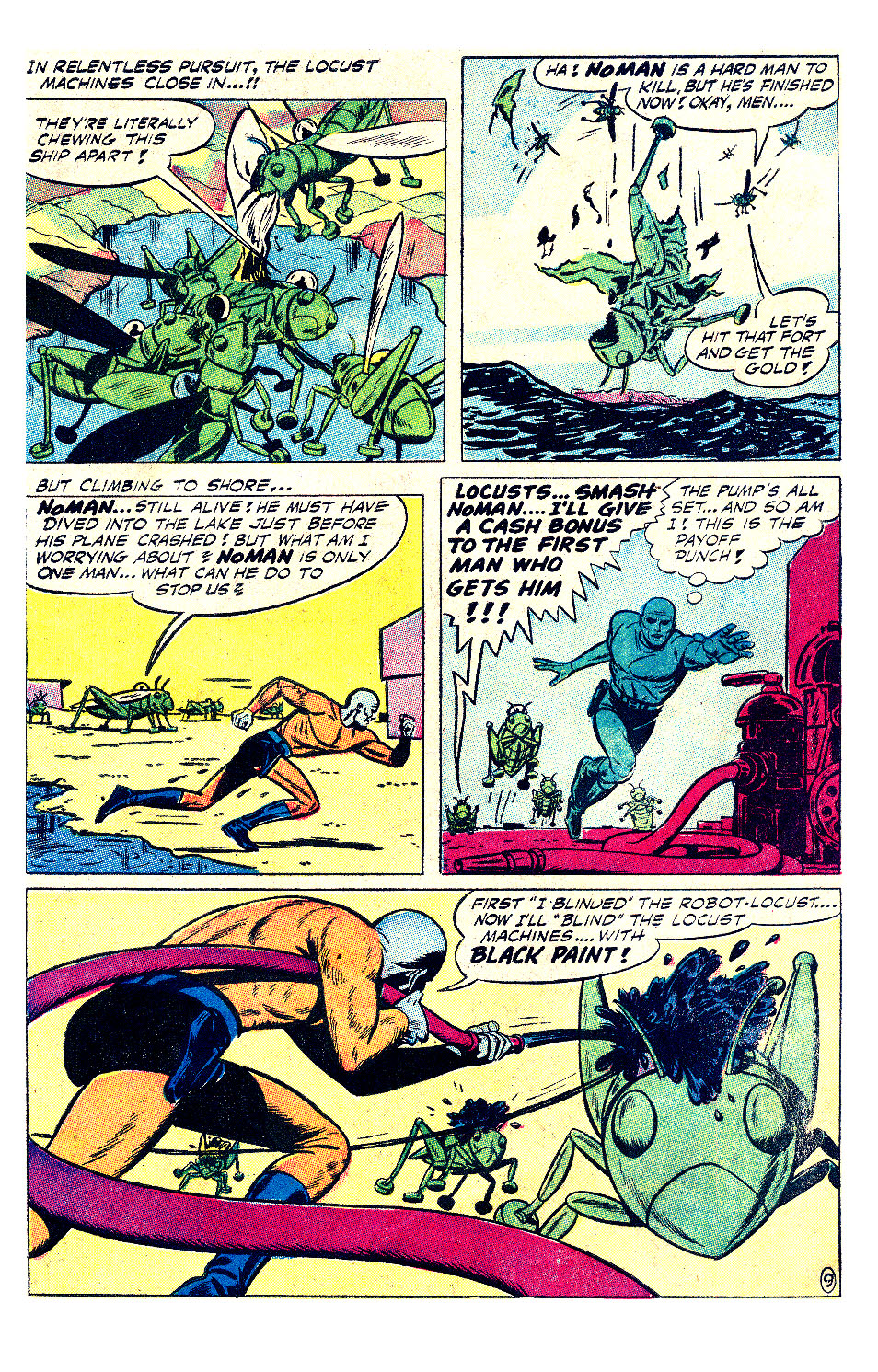 T.H.U.N.D.E.R. Agents (1965) issue 17 - Page 24