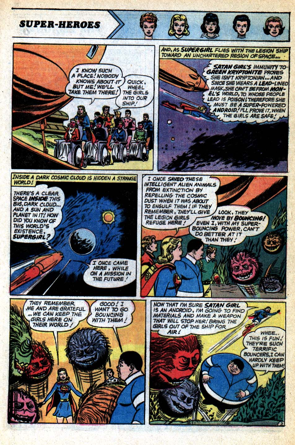 Read online Adventure Comics (1938) comic -  Issue #409 - 41