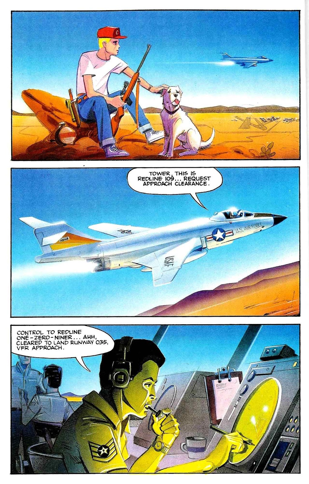 Tempus Fugitive issue 1 - Page 6
