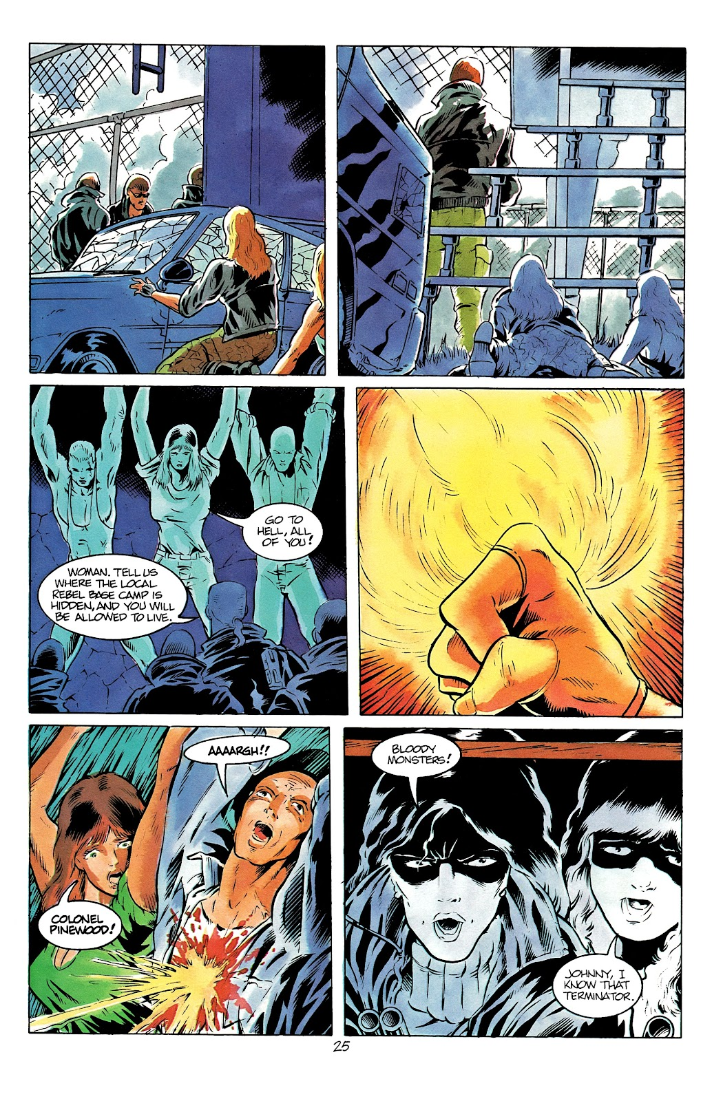The Terminator (1988) issue 12 - Page 30