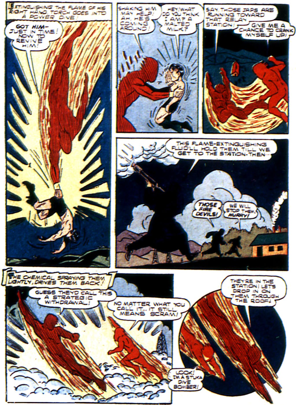 Read online All-Winners Comics comic -  Issue #3 - 11