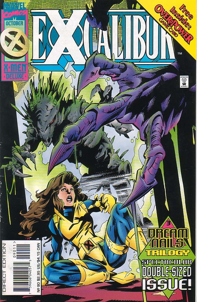 Excalibur (1988) issue 90 - Page 1