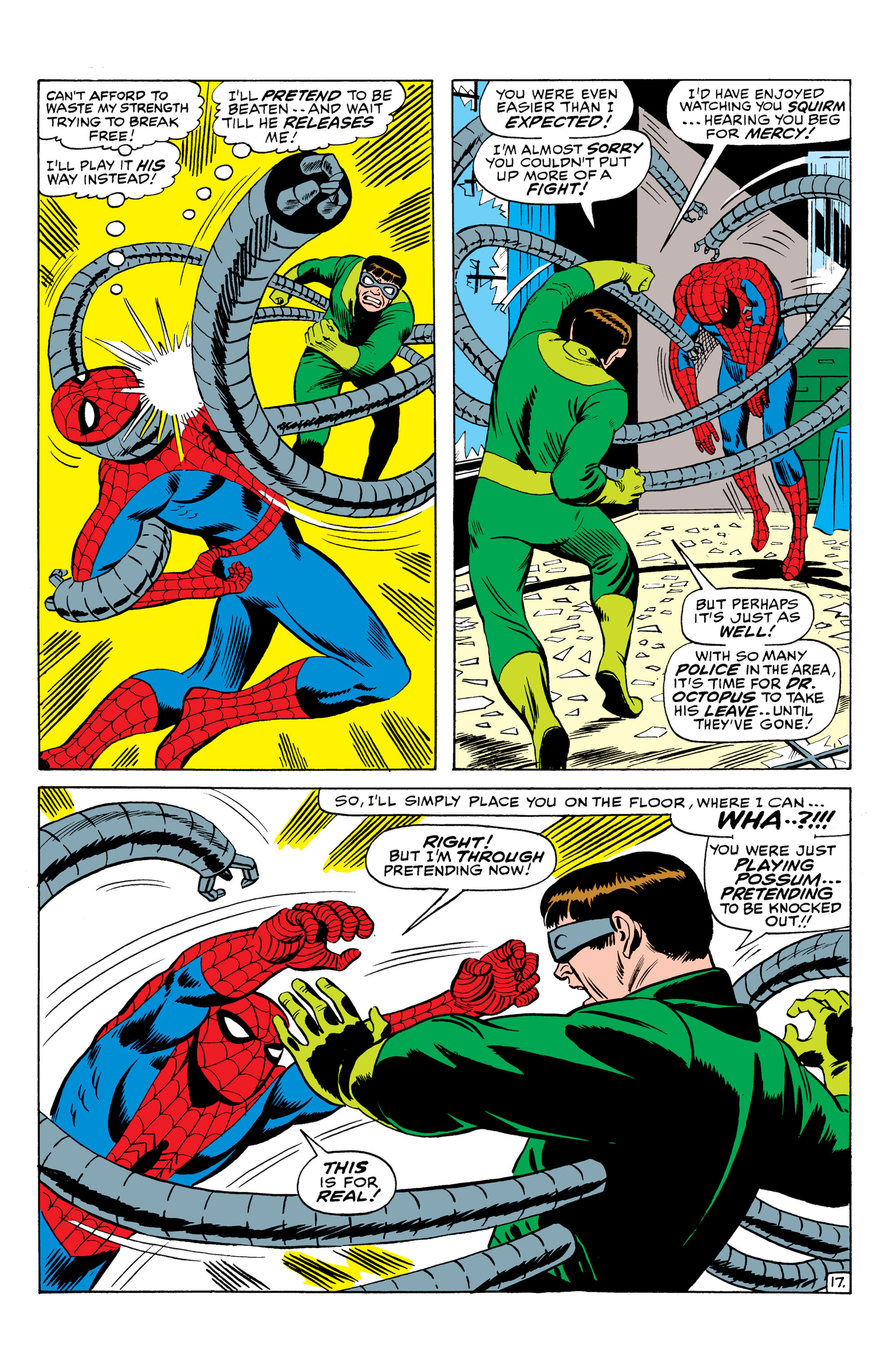 The Amazing Spider-Man (1963) 54 Page 17