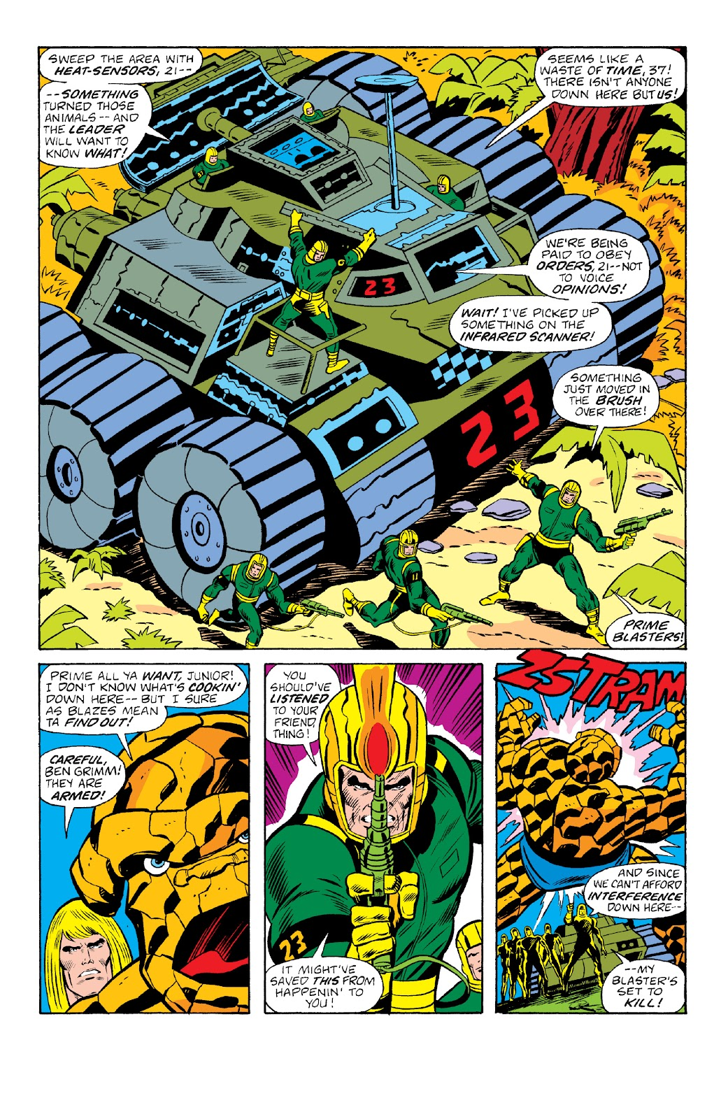 Read online Marvel Two-In-One Epic Collection: Cry Monster comic -  Issue # TPB (Part 4) - 43
