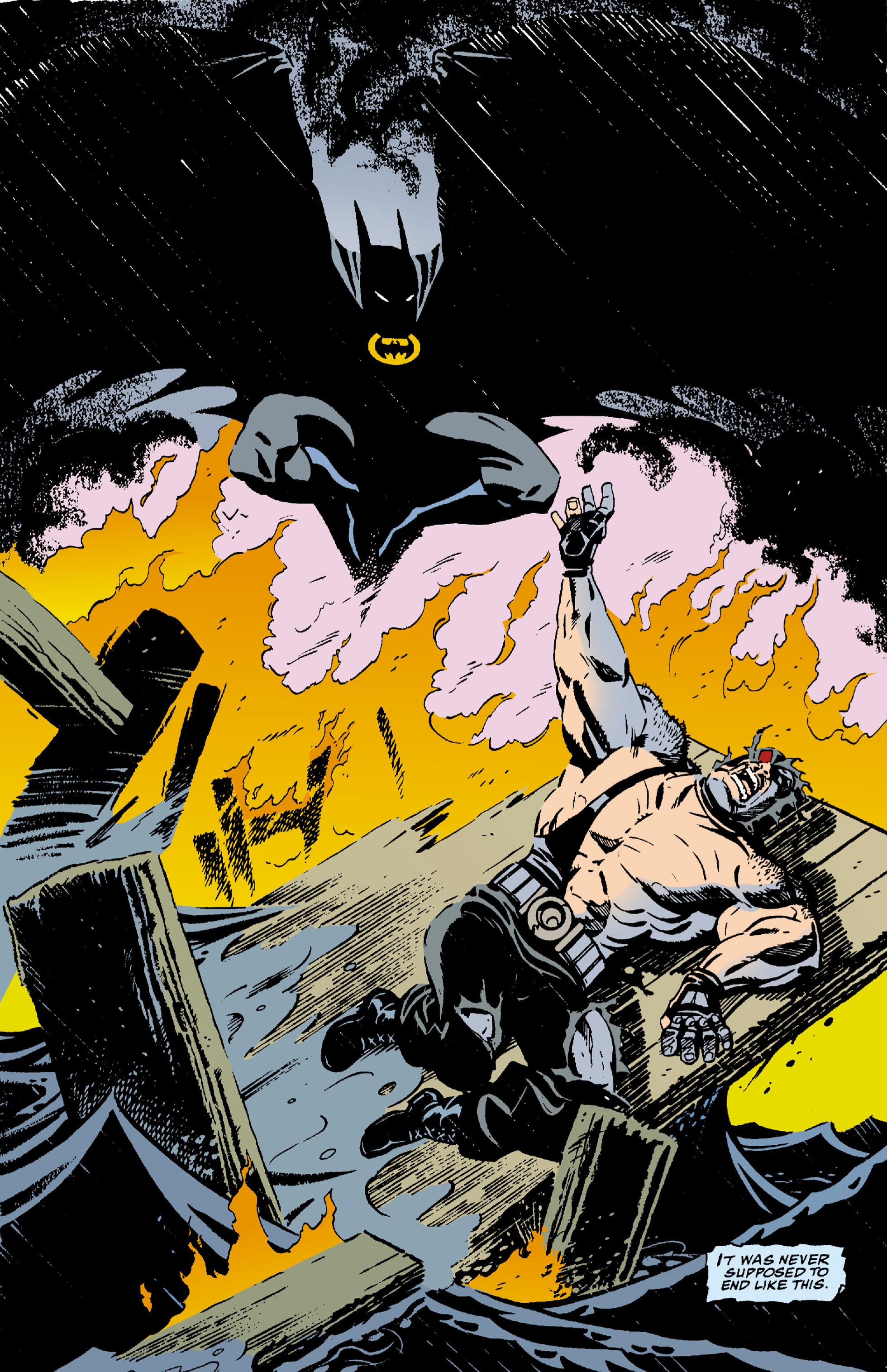 Read online Batman: Bane comic -  Issue # Full - 2