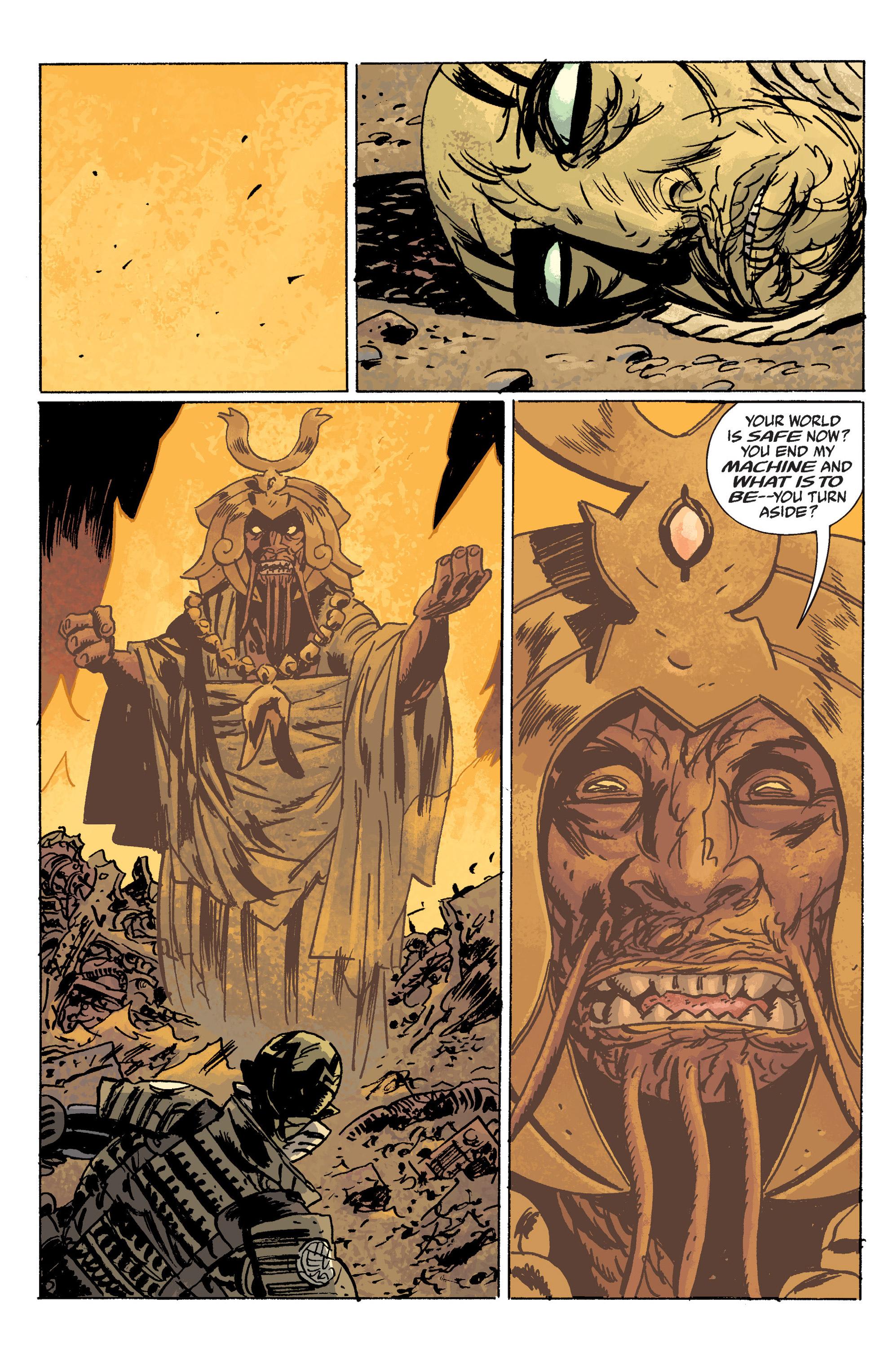 Read online B.P.R.D. (2003) comic -  Issue # TPB 10 - 119