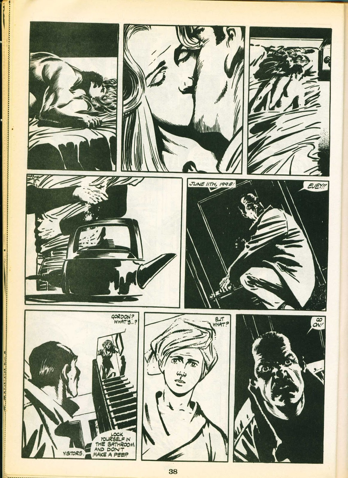 Warrior Issue #21 #22 - English 38