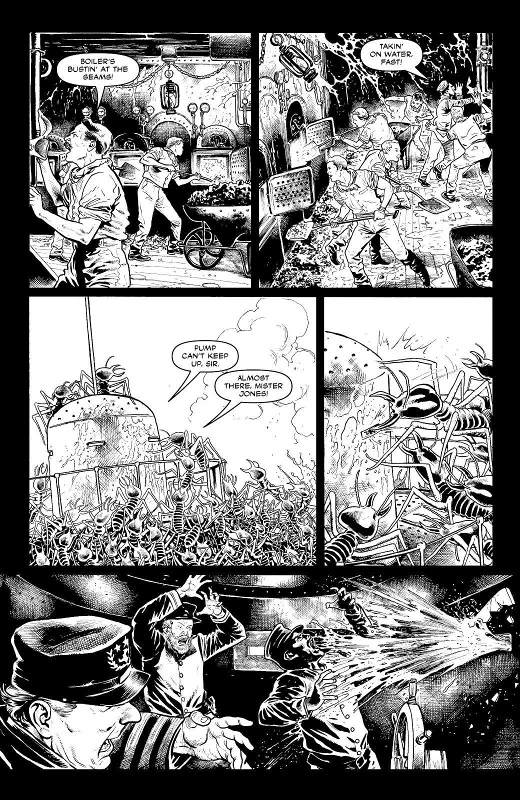 Read online Alan Moore's Cinema Purgatorio comic -  Issue #17 - 41