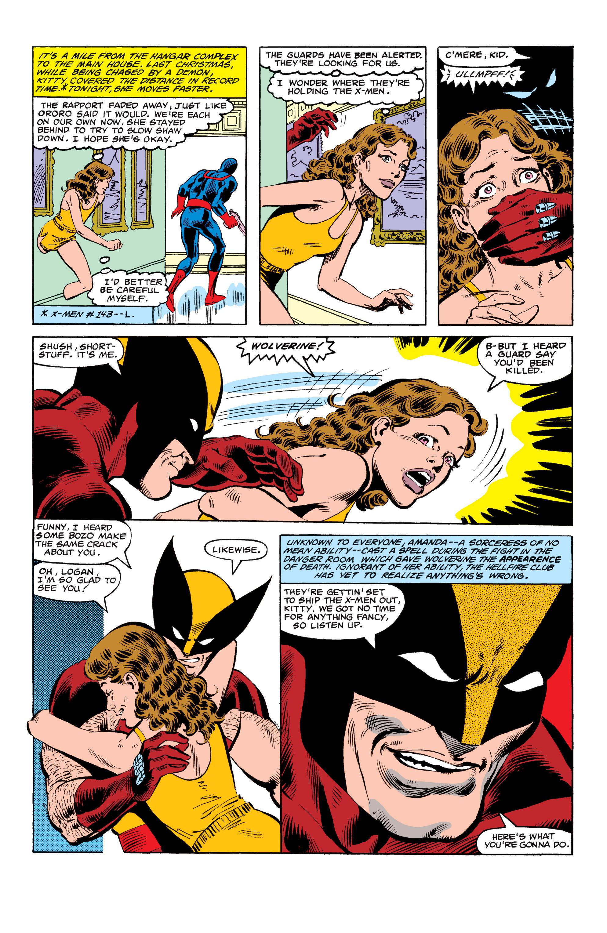 Read online Uncanny X-Men (1963) comic -  Issue #152 - 15