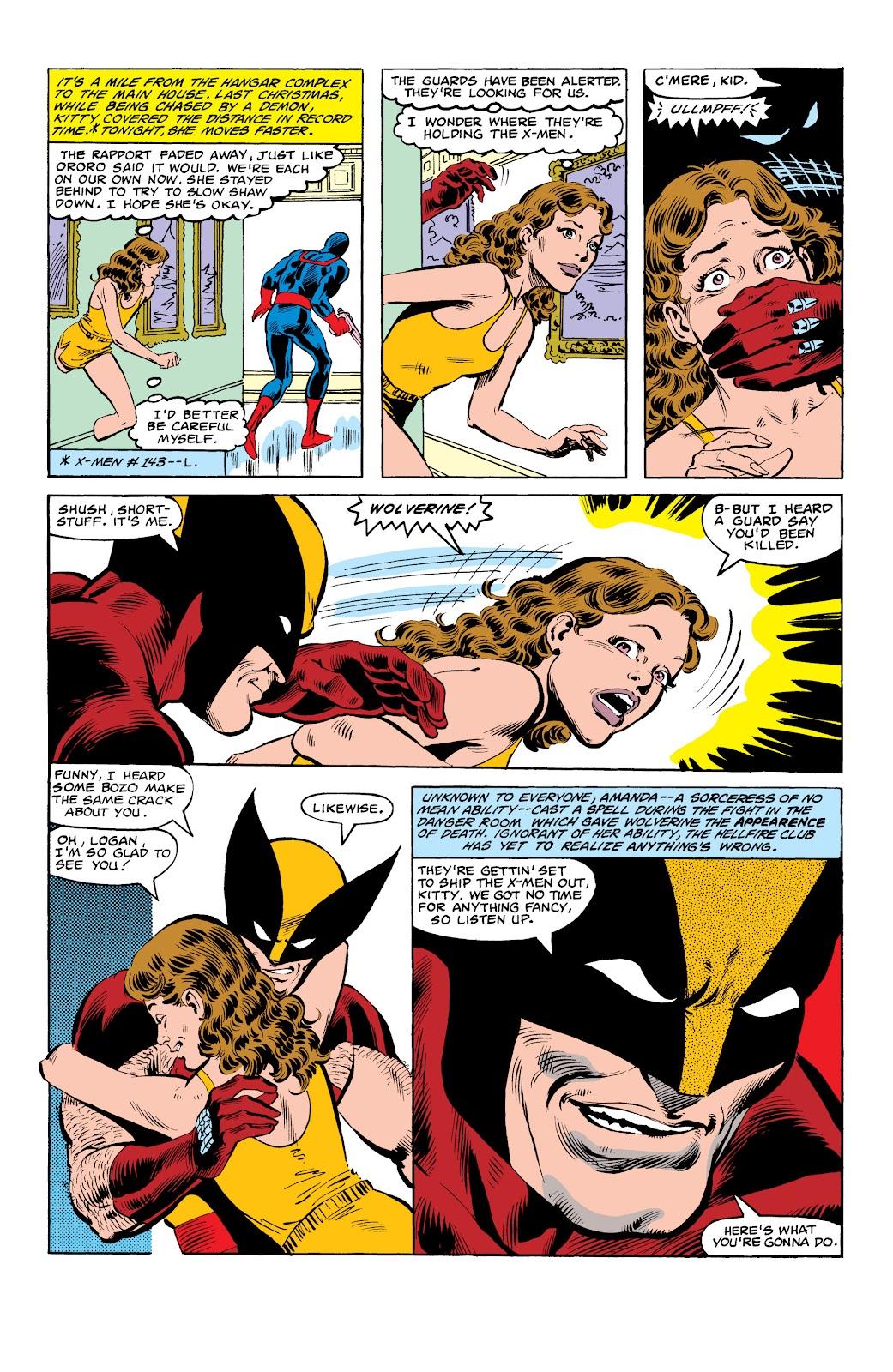 Uncanny X-Men (1963) issue 152 - Page 15