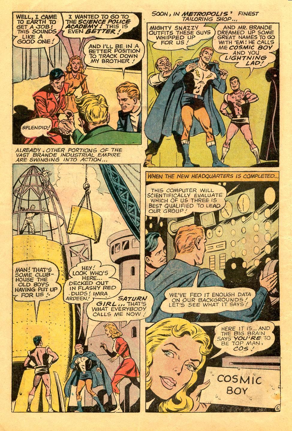 Read online Secret Origins (1973) comic -  Issue #6 - 10