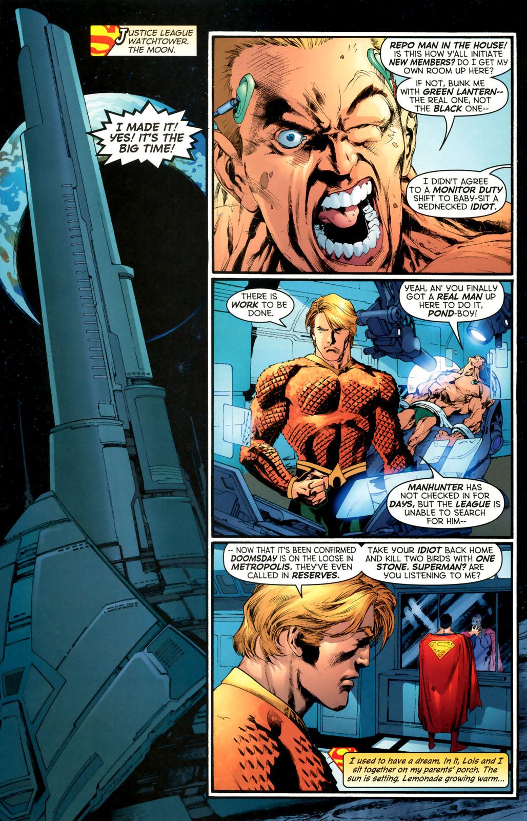 Action Comics (1938) 824 Page 1