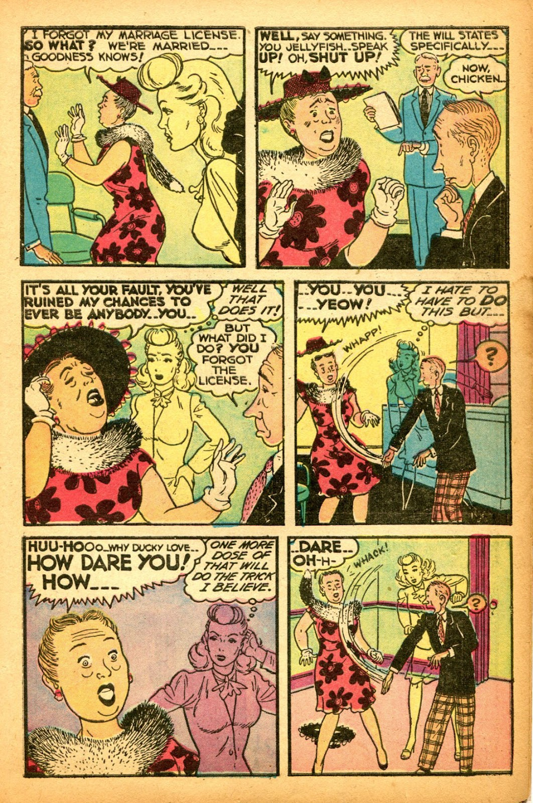 Read online Famous Funnies comic -  Issue #151 - 13
