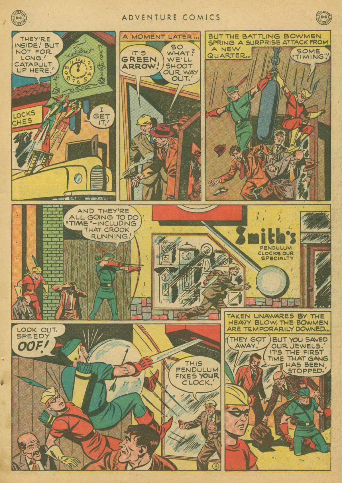 Read online Adventure Comics (1938) comic -  Issue #142 - 16