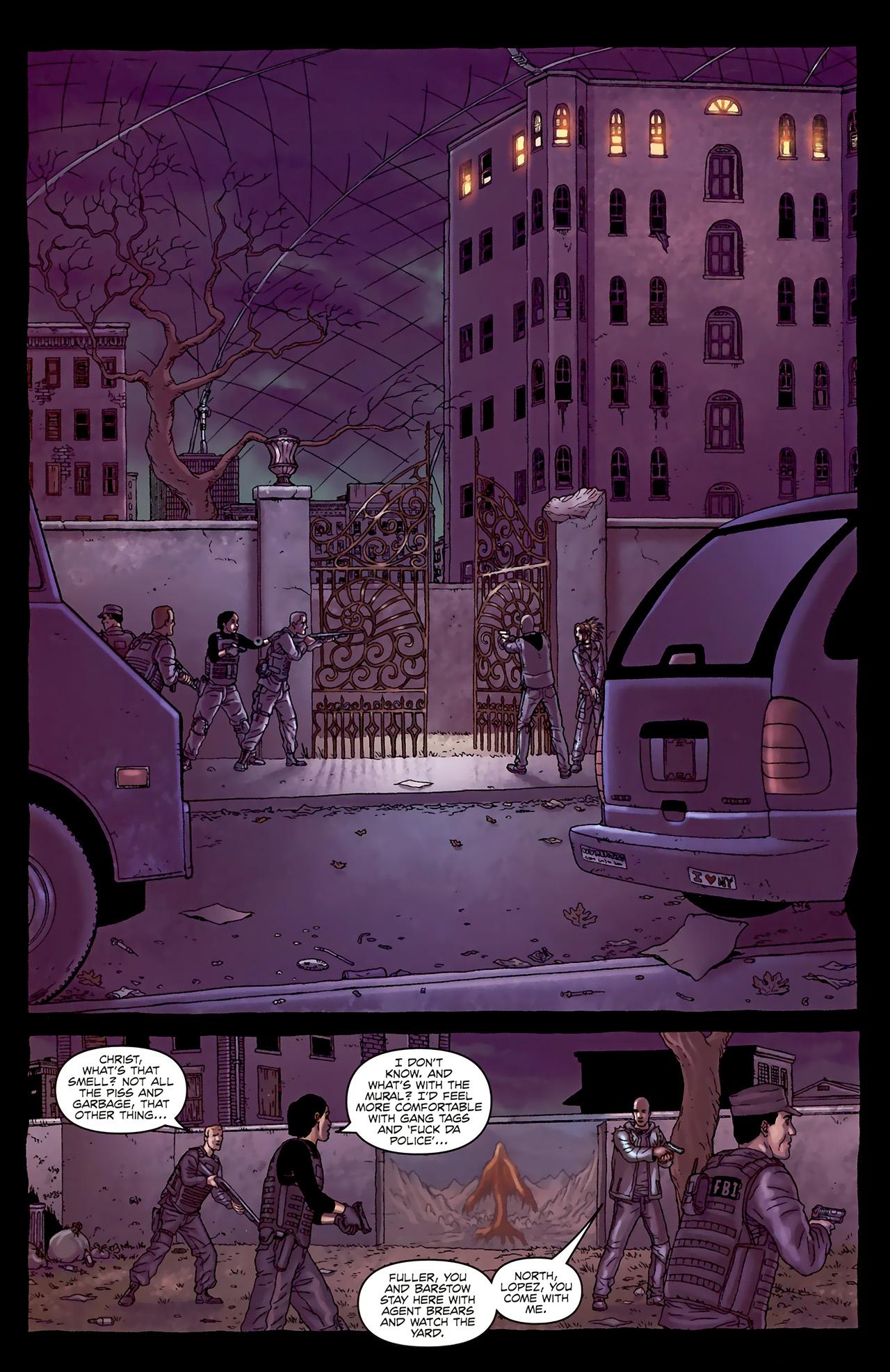 Read online Alan Moore's Neonomicon comic -  Issue #1 - 30