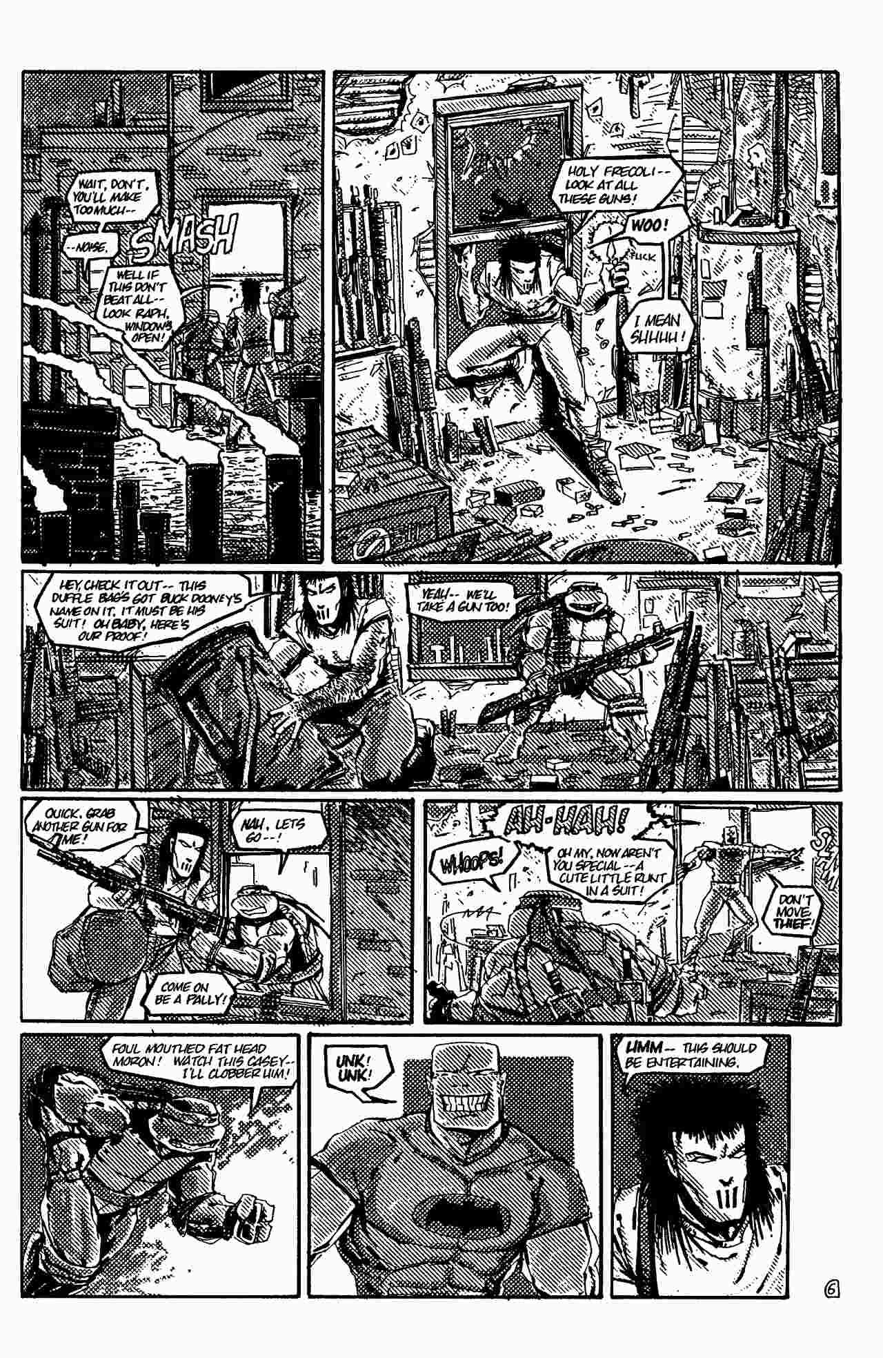 Read online Shell Shock comic -  Issue # Full - 145