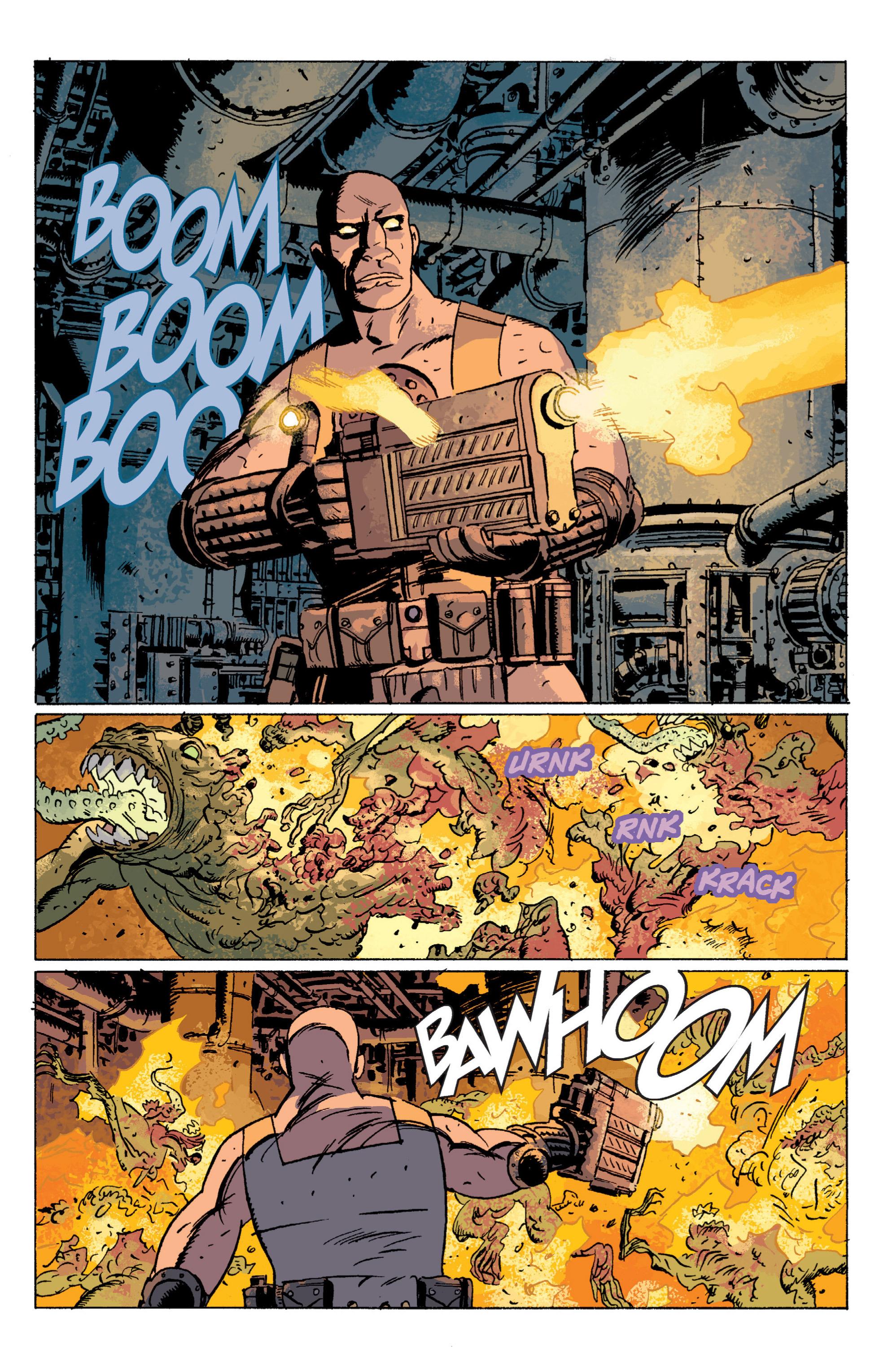 Read online B.P.R.D. (2003) comic -  Issue # TPB 5 - 76