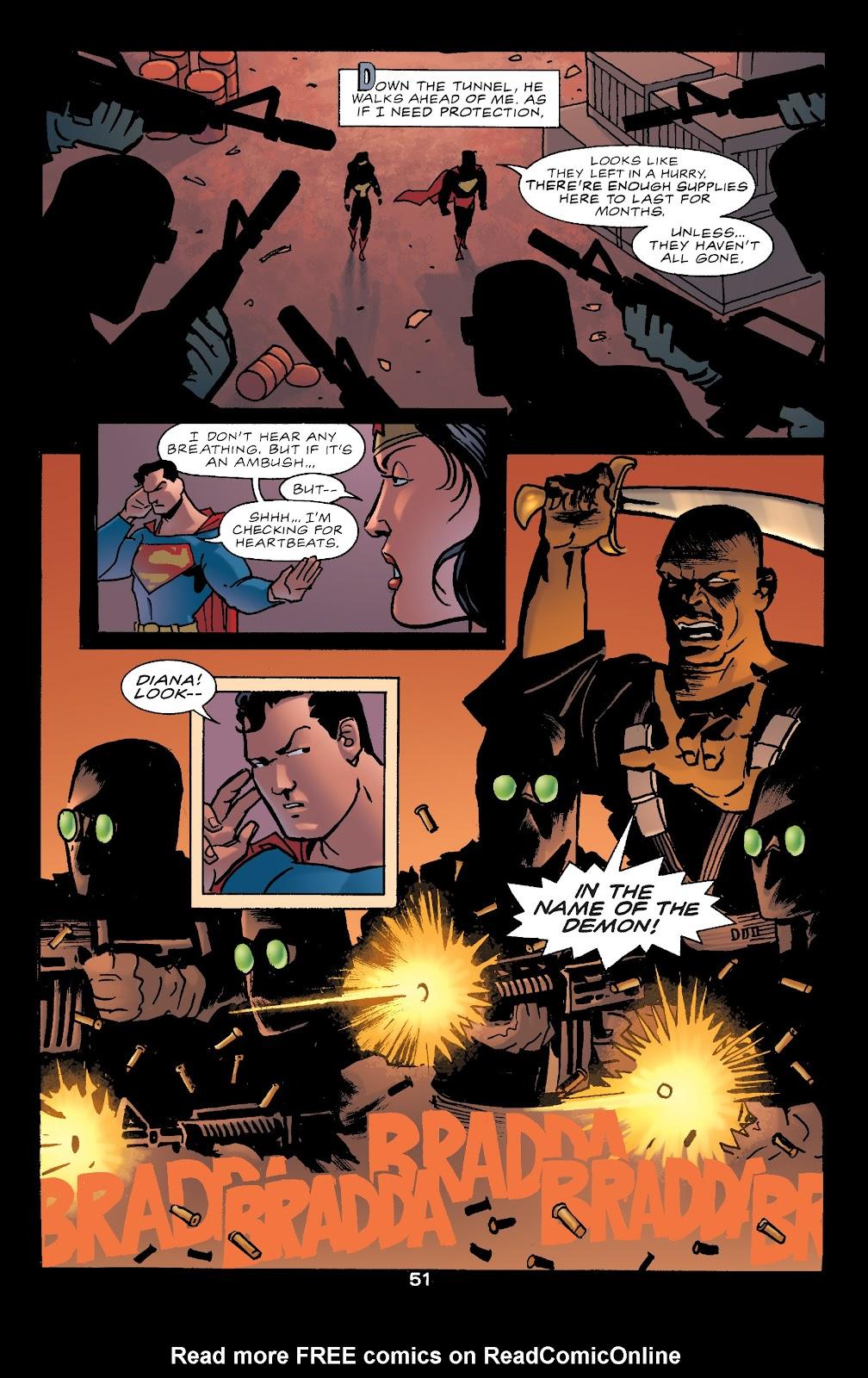 Batman/Superman/Wonder Woman: Trinity issue 1 - Page 46