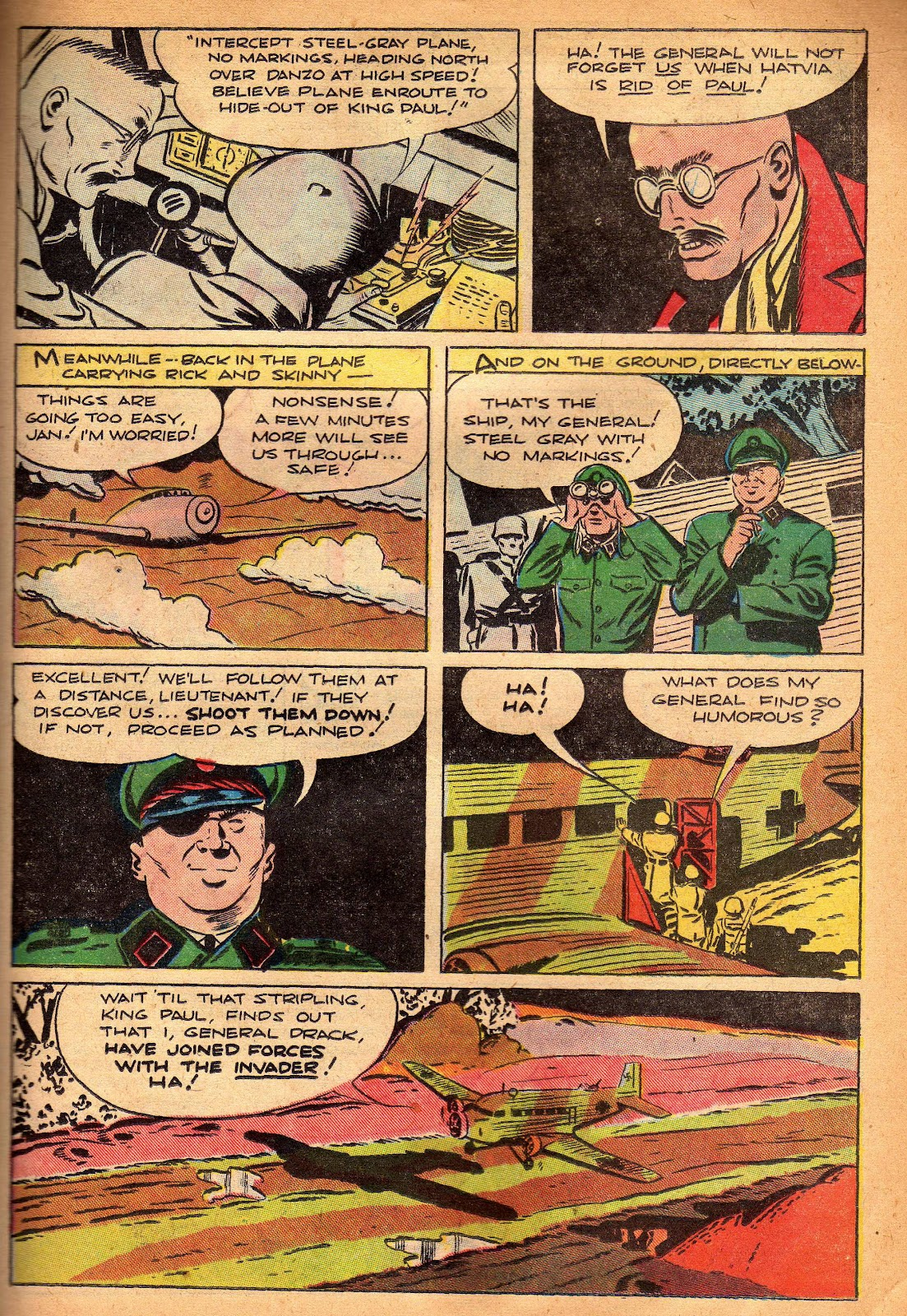 Bang-Up Comics issue 1 - Page 54