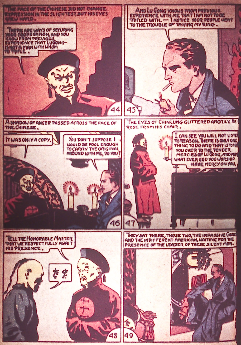 Detective Comics (1937) 6 Page 29