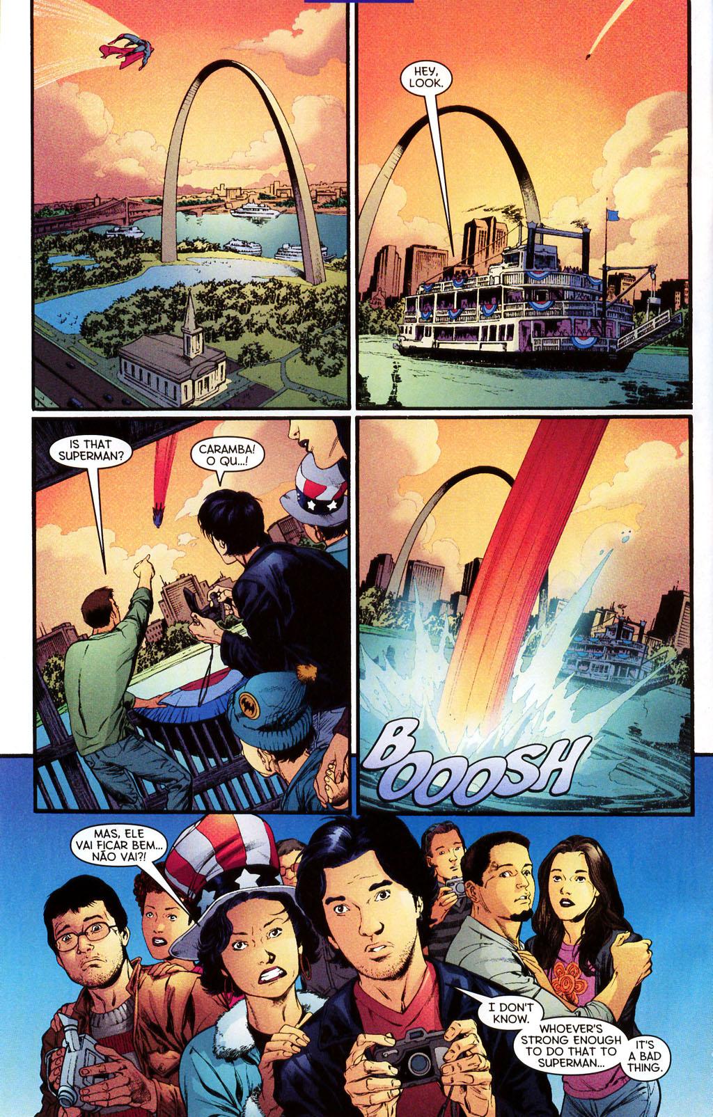 Action Comics (1938) 823 Page 3