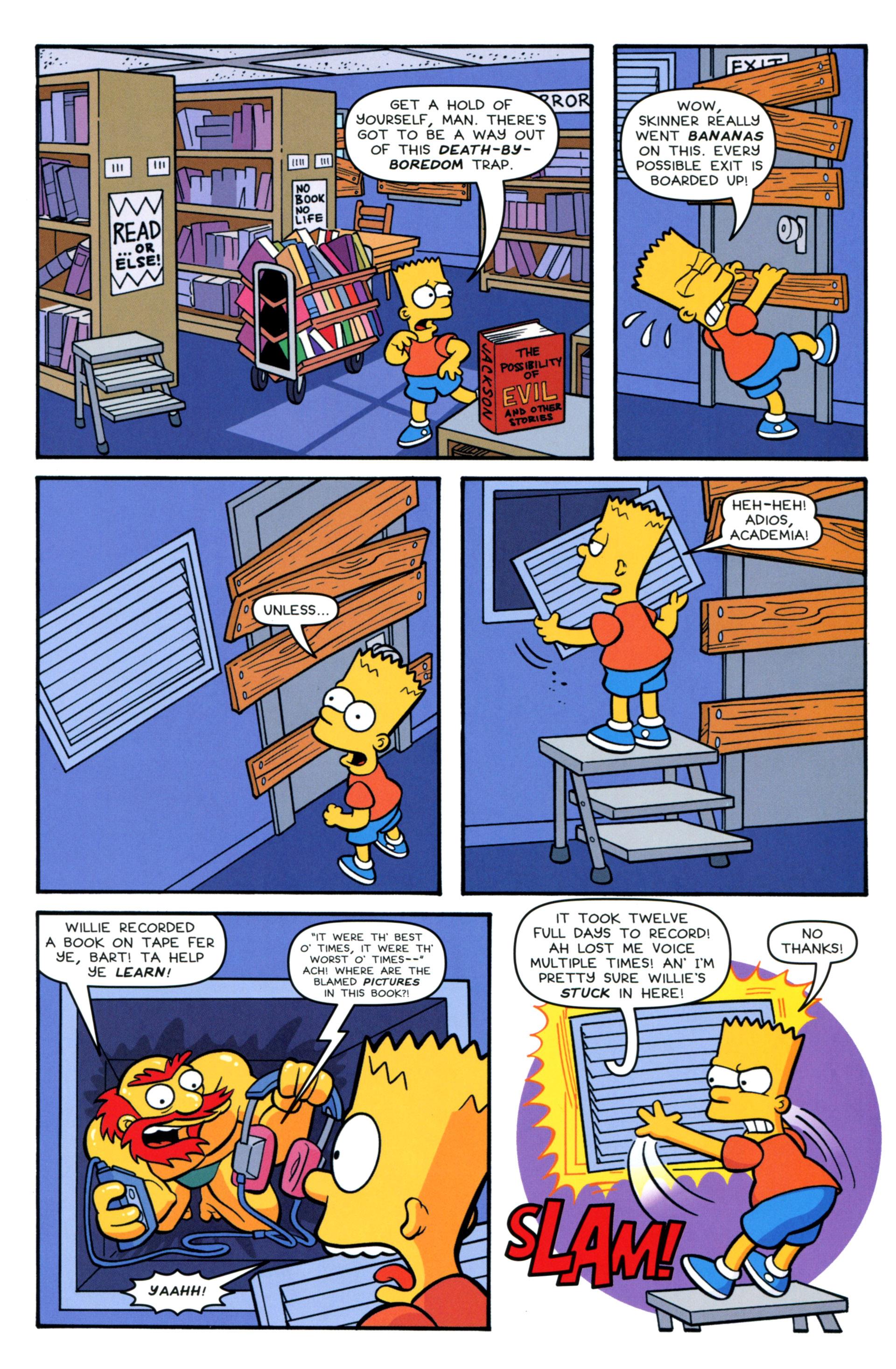 Read online Simpsons Comics Presents Bart Simpson comic -  Issue #83 - 19