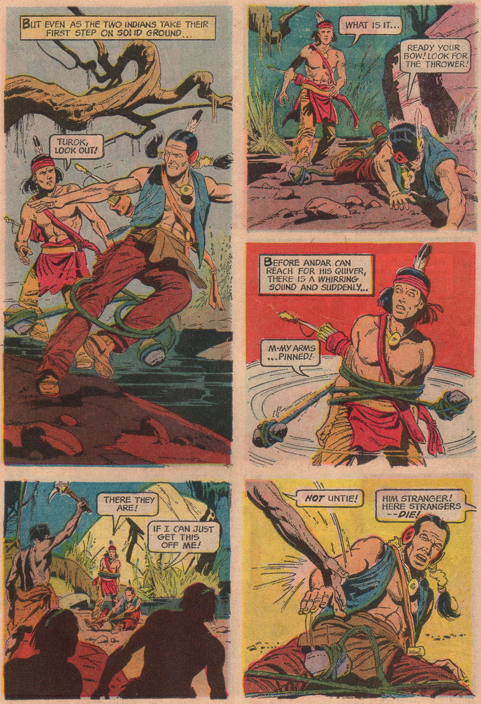 Read online Turok, Son of Stone comic -  Issue #53 - 27