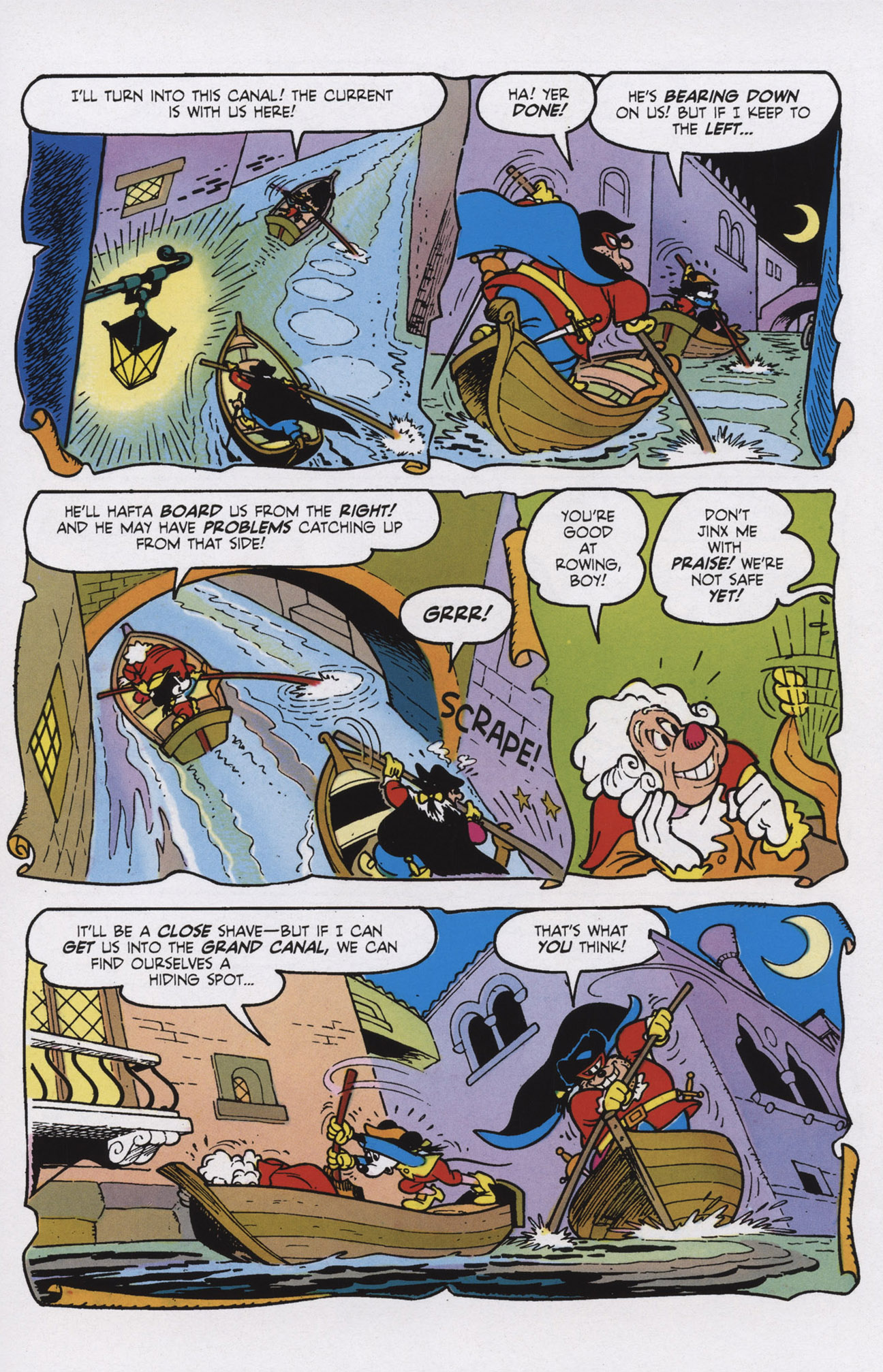 Read online Mickey Mouse (2011) comic -  Issue #309 - 16