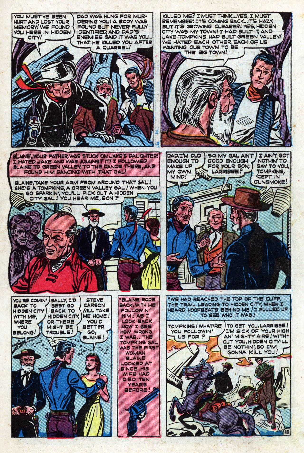 Read online Two-Gun Kid comic -  Issue #10 - 17