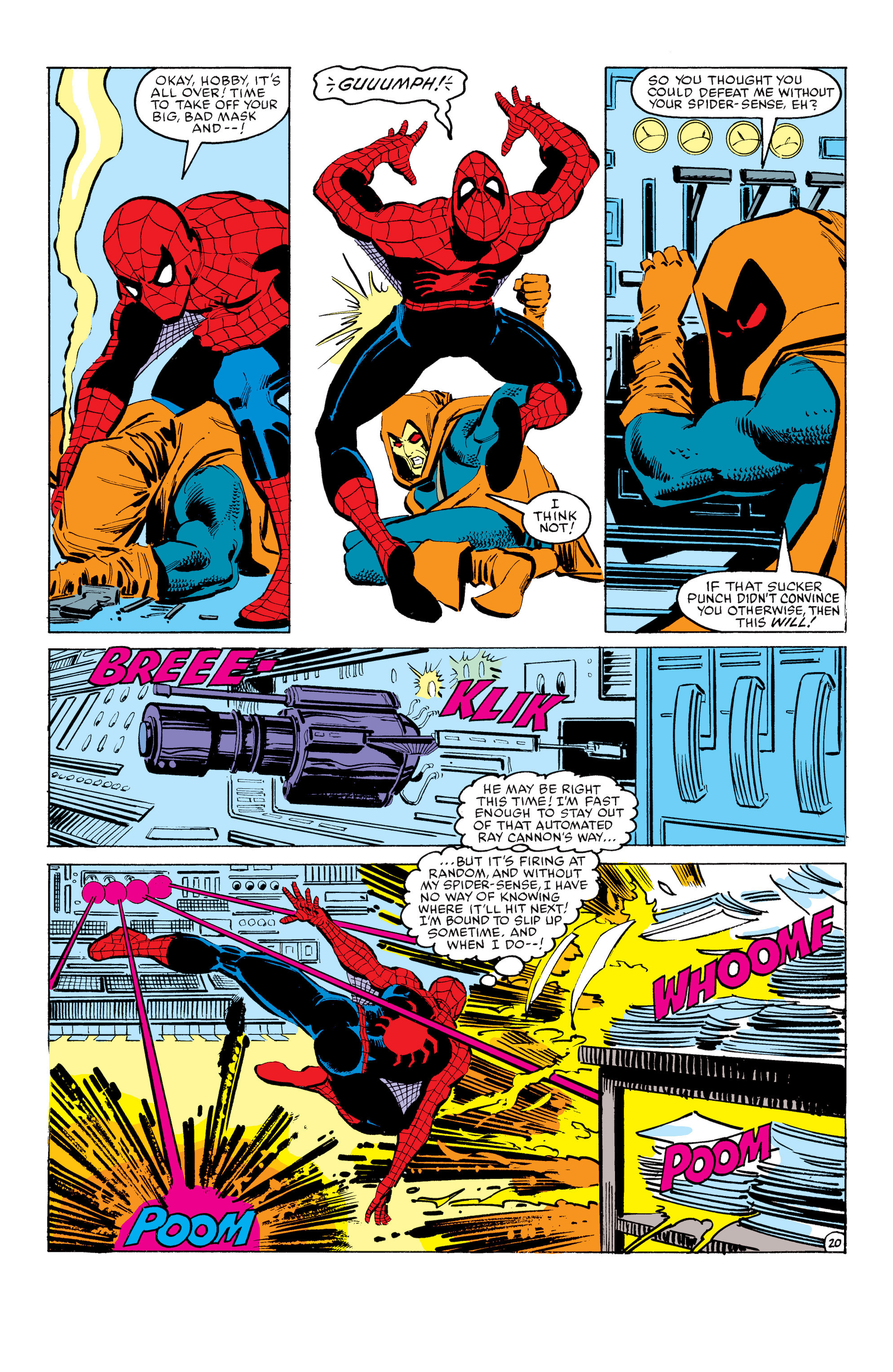 The Amazing Spider-Man (1963) 250 Page 20