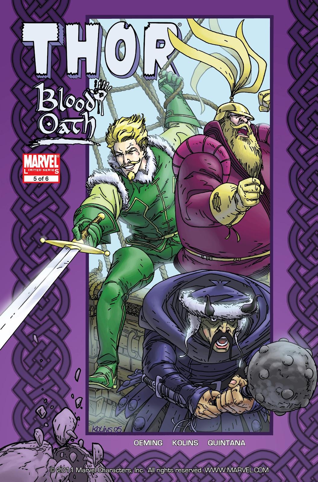 Read online Thor: Ragnaroks comic -  Issue # TPB (Part 1) - 90