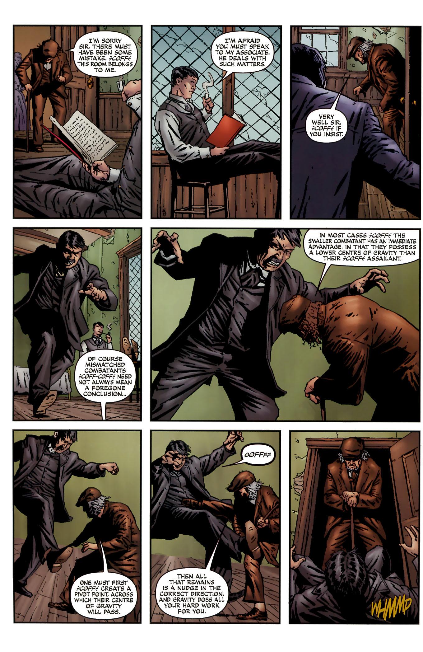 Read online Sherlock Holmes (2009) comic -  Issue #3 - 14