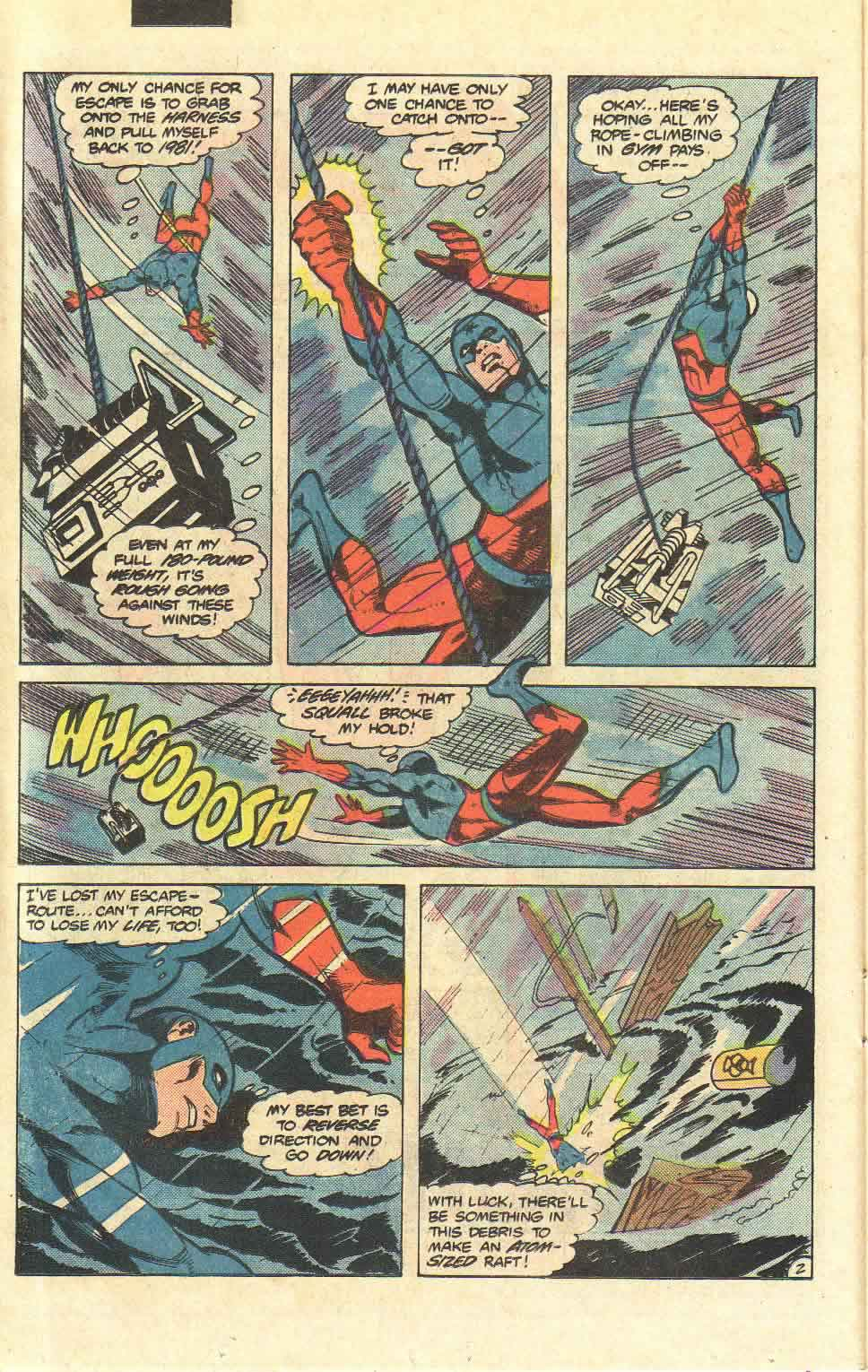 Read online Action Comics (1938) comic -  Issue #523 - 20