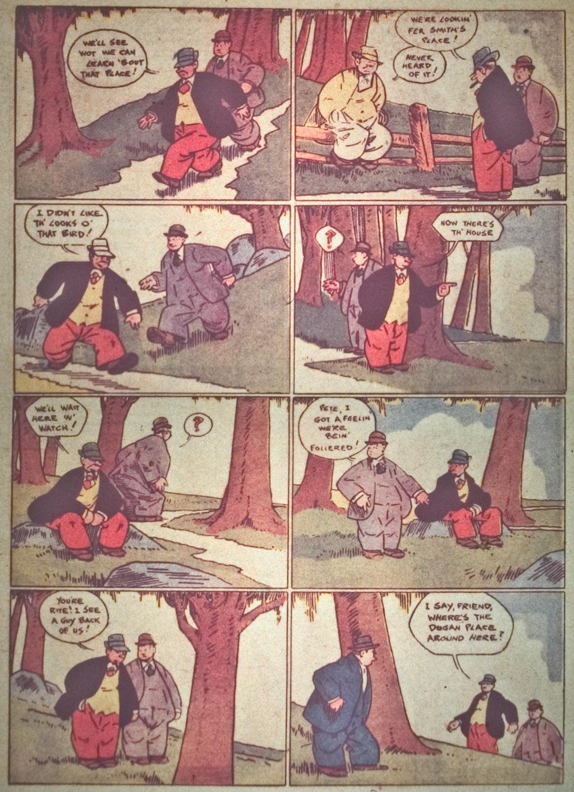 Read online Detective Comics (1937) comic -  Issue #27 - 56