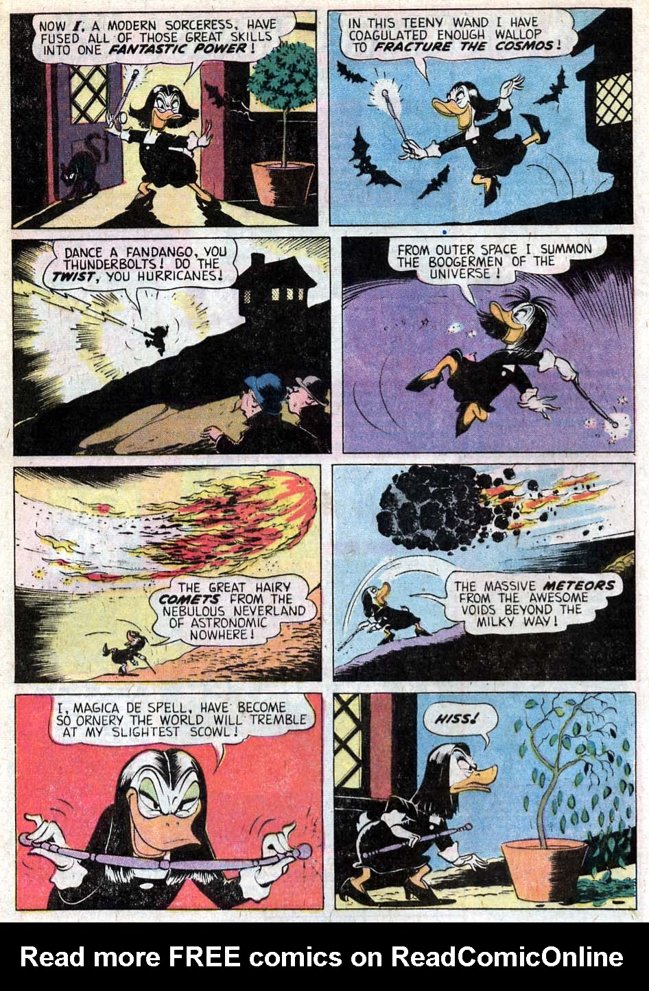 Read online Uncle Scrooge (1953) comic -  Issue #140 - 8