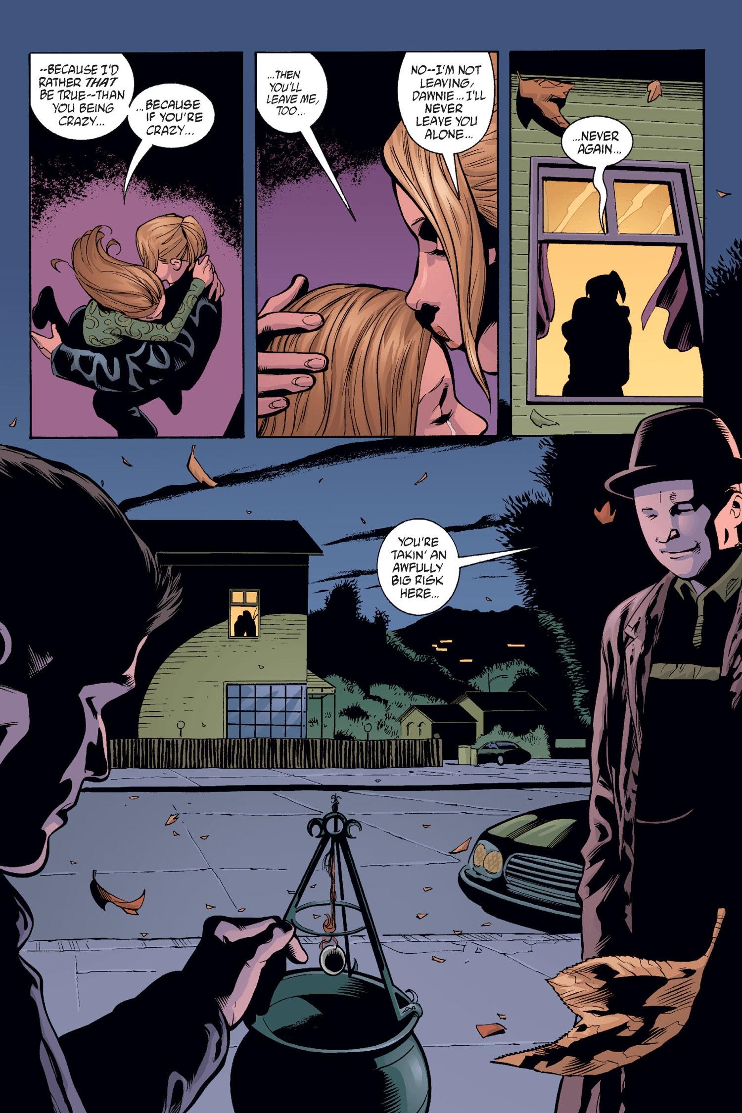 Read online Buffy the Vampire Slayer: Omnibus comic -  Issue # TPB 2 - 27