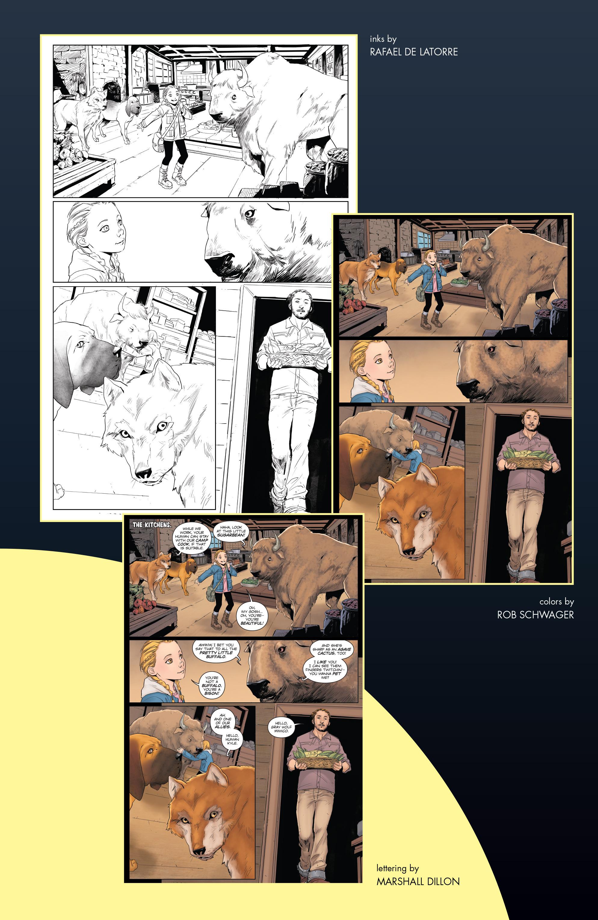 Read online Animosity comic -  Issue #3 - 27