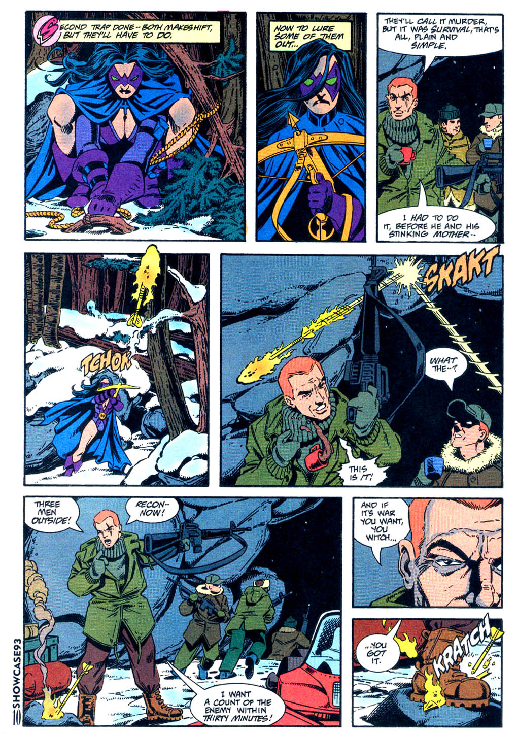 Read online Showcase '93 comic -  Issue #10 - 9