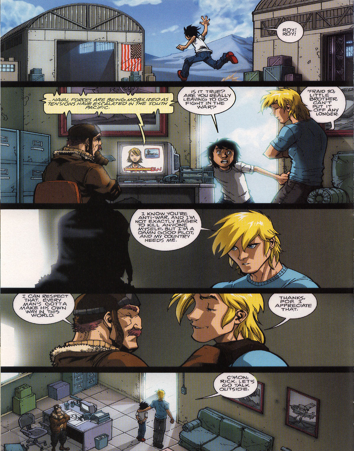 Robotech (2003) issue 0 - Page 17