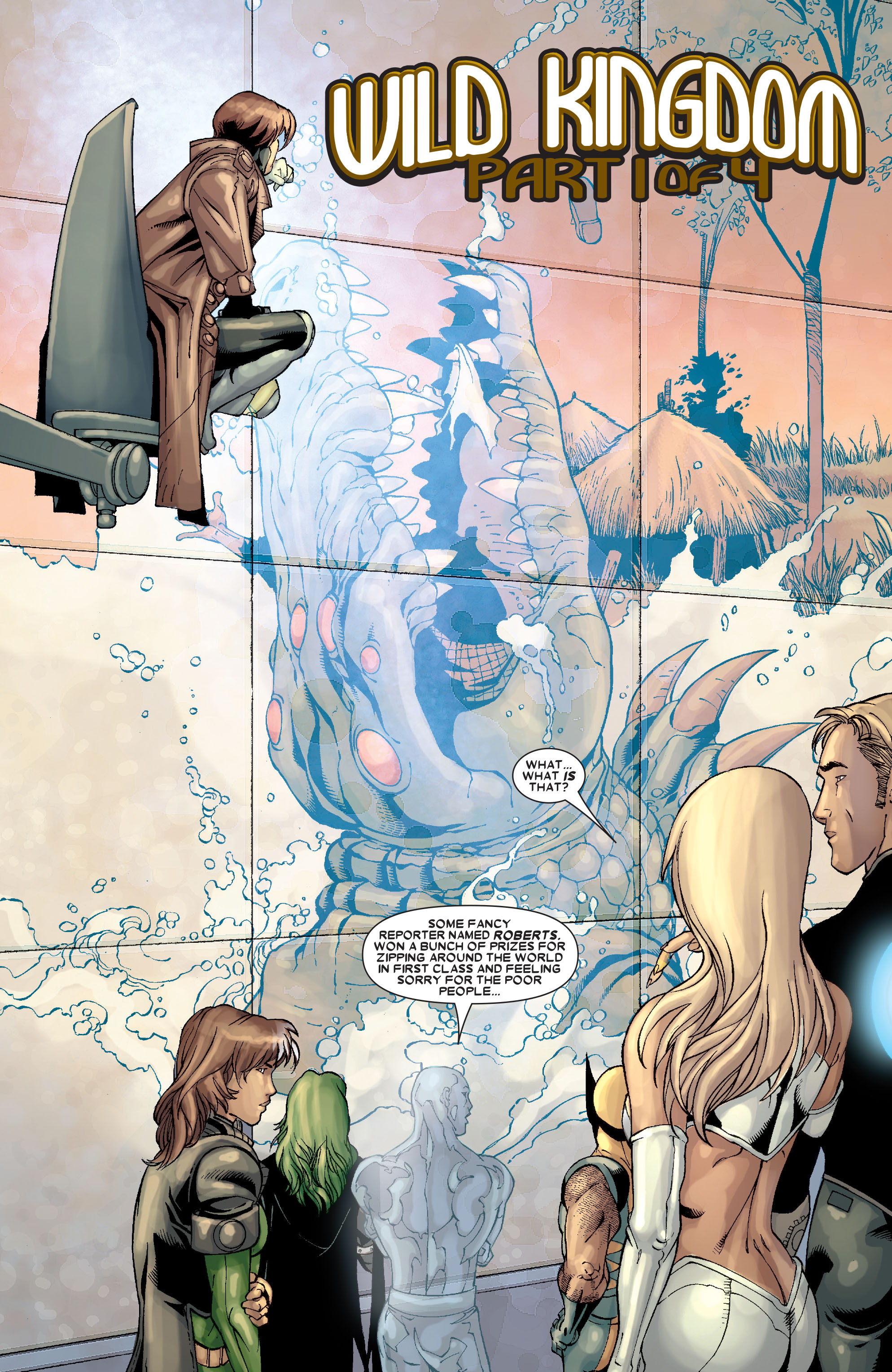 X-Men (1991) 175 Page 4