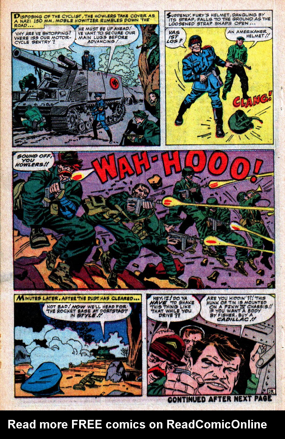 Read online Sgt. Fury comic -  Issue #5 - 24
