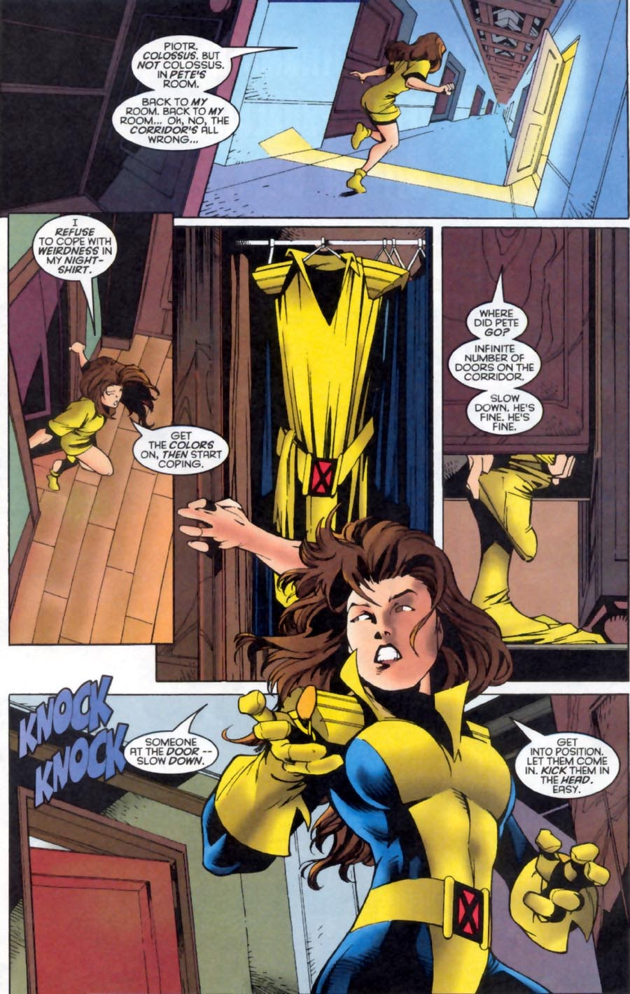 Excalibur (1988) issue 103 - Page 6